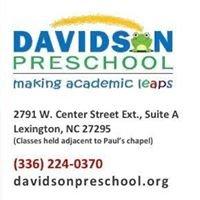Davidson Preschool - Lexington