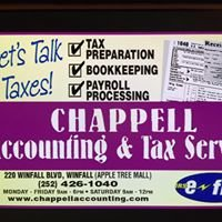 Chappell Accounting
