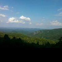 Top of Beech Mountain