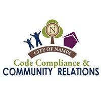Nampa Code Compliance & Community Relations-Municipal Government
