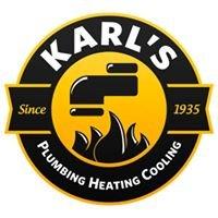 Karl's Plumbing Heating & Cooling