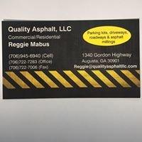 Quality Asphalt, LLC