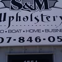 S&M Upholstery