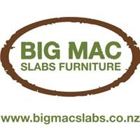 Big Mac Slabs Furniture