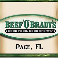 Beef 'O' Brady's Pace, FL