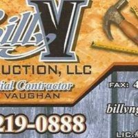 Billy V. Construction