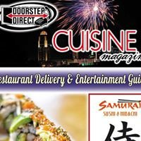 Cuisine Magazine- Restaurant Delivery & Entertainment Guide