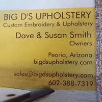 Big D's Upholstery