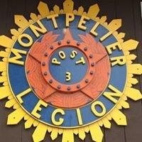American Legion Post #3 Montpelier Vermont