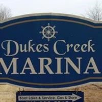 Dukes Creek Marina at Lake Anna, VA