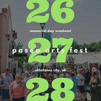 Paseo Arts Festival OKC