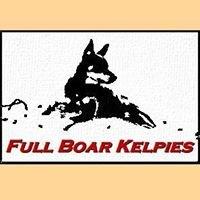 Full Boar Kelpies