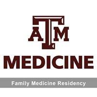 Texas A&M Family Medicine Residency Program