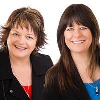 Shannon Jackson & Glenda Warren-Adams Real Estate Re/Max Camosun