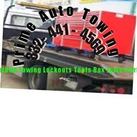 Prime Auto Towing Flatbed Towing lockout Tools box