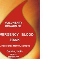 Emergency Blood Bank