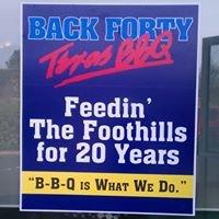Back Forty Texas BBQ - Shingle Springs