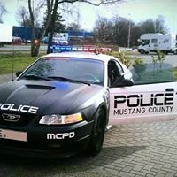 Mustang Police Department
