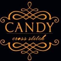 Tranh thêu Candy