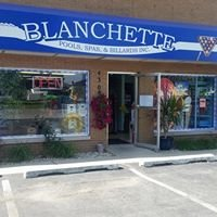 Blanchette Pools, Spas & Billiards Inc.