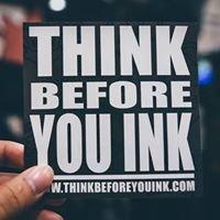 Think Before You Ink Tattoo Studio
