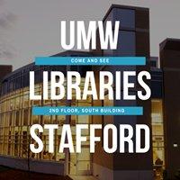 UMW Libraries: Stafford