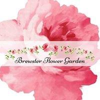 Brewster Flower Garden