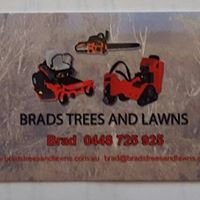 Brad's Trees and Lawns