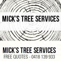 Micks Mulching and Tree Services