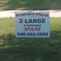 Romans Pizza Denton