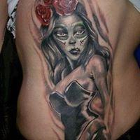 Lady Dragon Tattoos