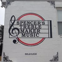 Spencer's Treble Maker Music