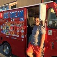 Little Red Ice-Cream Truck