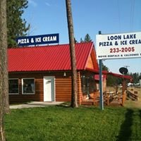 Loon Lake Video and Pizza