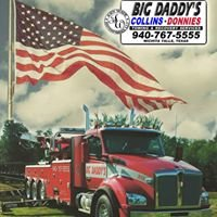 Big Daddy's Towing & Recovery of Wichita Falls-Midland-Odessa