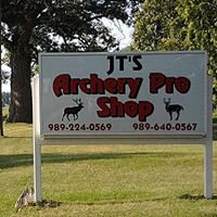 JT'S Archery Pro Shop & Firearms