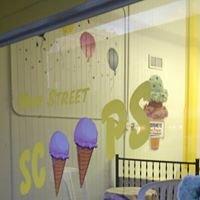 Scoops Ice Cream in Downtown Washington, NC