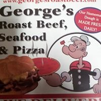 Georges Roast Beef, Seafood and Pizza