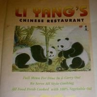 Li Yangs