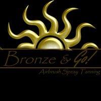 Bronze & Go Airbrush Spray Tans