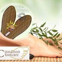 Cinnamon foot care  Стелки с канела