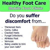 Healthy Foot Care