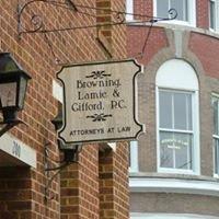 Browning, Lamie & Gifford, P.C.