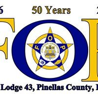 Fraternal Order of Police, Pinellas Lodge 43