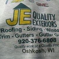 JE Quality Exteriors