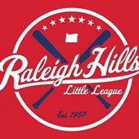 Raleigh Hills Little League - RHLL