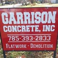 Garrison Concrete Inc.