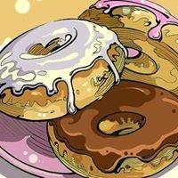 Golden Donuts