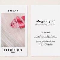 Shear Precision Salon