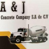 A&J Concrete company